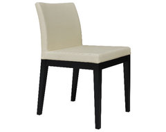Aria Wood Dining Chair By SohoConcept modern-dining-chairs