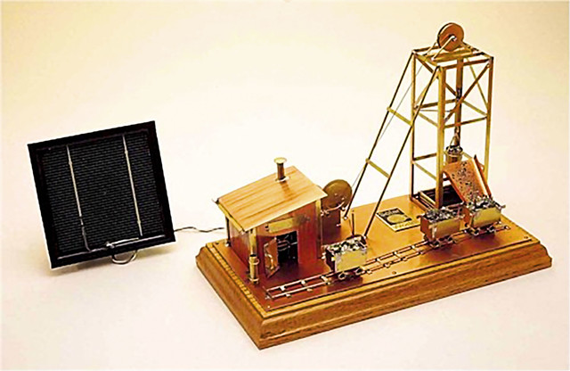 Executive Gifts-Gold Mine - Industrial - Desk Accessories - other metro - by Solar Made