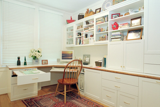 Malka contemporary-home-office