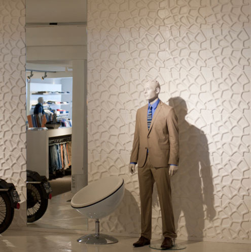 Fashionstore Boxtel modern-wallpaper