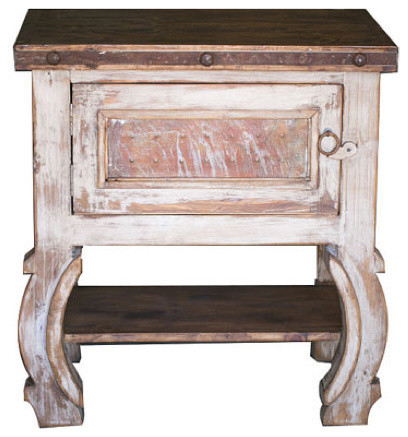 French Country Vanity, 30x20x32 - Country - Bathroom Vanity Units & Sink Cabinets - by FoxDen Decor