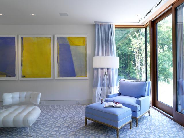 Woodvalley - Bathroom contemporary-bedroom