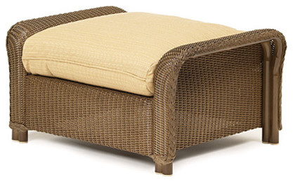 Replacement Cushions For Lloyd Flanders Reflection Ottoman