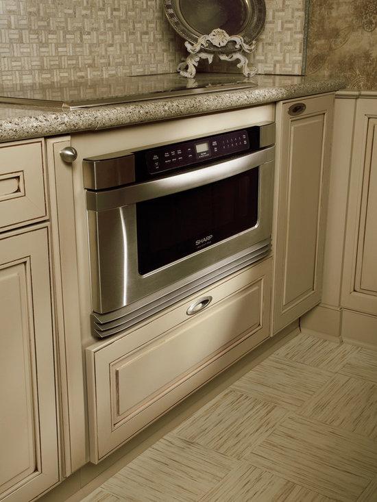 Warming Drawer Cabinet -
