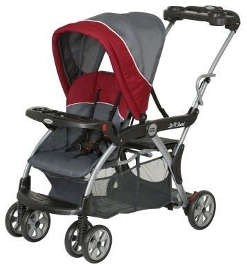 Baby Trend Sit N Stand Single DX stroller-Baltic modern-baby-toys