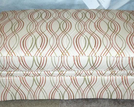 Customer Custom Orders - Best Home Furnishings Storage Ottoman at Barnett Furniture in Trussville / Birmingham, Alabama.  You Choose the Fabric.