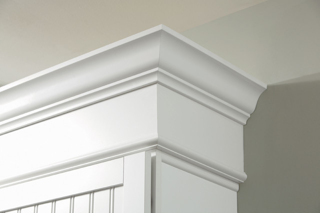Aristokraft Crown Moulding - Contemporary - Kitchen Cabinetry - other metro - by MasterBrand ...