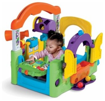 Little Tikes Activity Garden Playset Modern Kids Toys And Games By Hayneedle