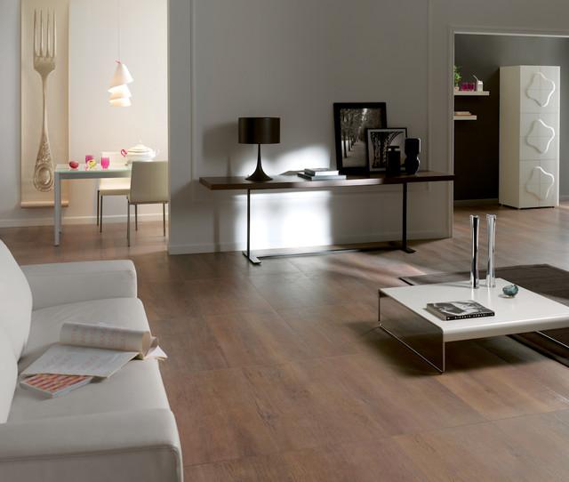 Porcelain Wood tile contemporary-floor-tiles