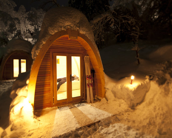 PODhouse - PODhouse in Flims, Switzerland