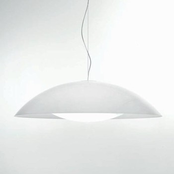 Kartell | Neutra Suspension Lamp contemporary-ceiling-lighting