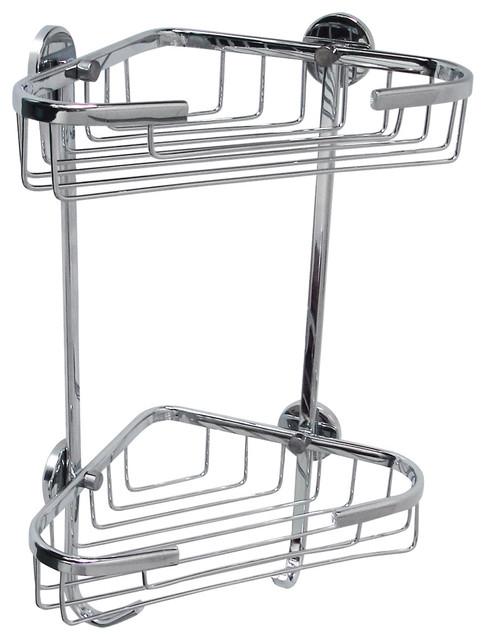 Roond Bathroom Accessories shower-caddies