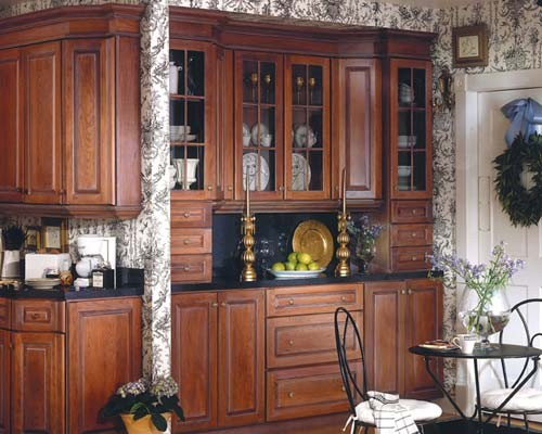 Schuler Cabinet Gallery traditional-kitchen