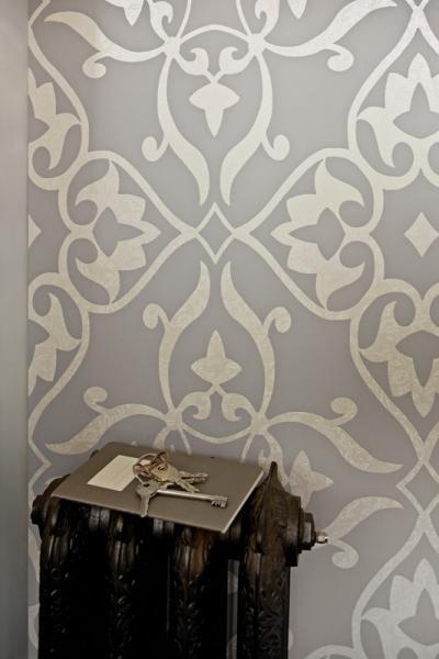 glamorous elegant traditional wallpaper toronto