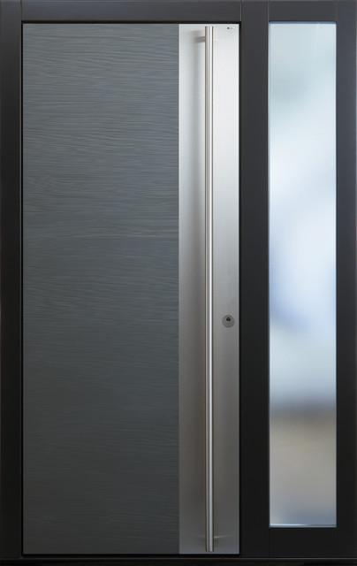 New Exterior door models - Modern - Front Doors - new york - by Bella Porta