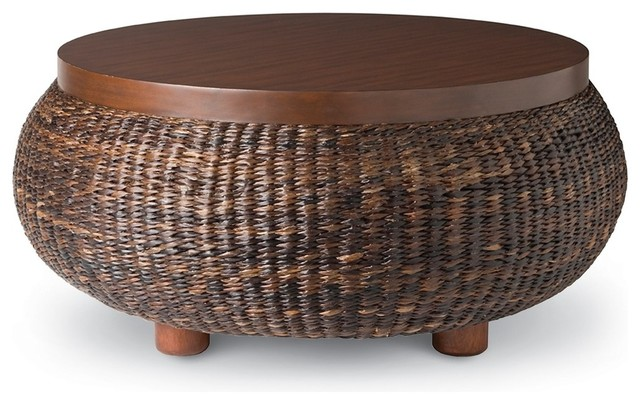 Havanawood Coffee Table Tropical Coffee Tables By Masins