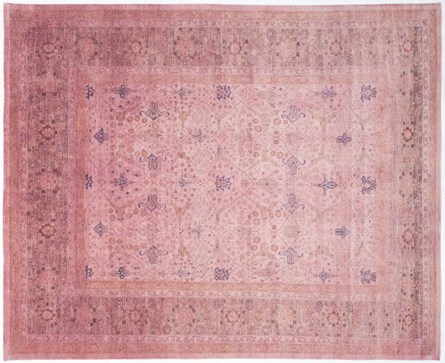 Color Reform Rug - Traditional - Rugs - by ABC Carpet