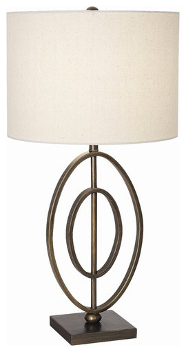 Pacific Coast Lighting Lamps and Lighting Winslet Table Lamp contemporary-table-lamps