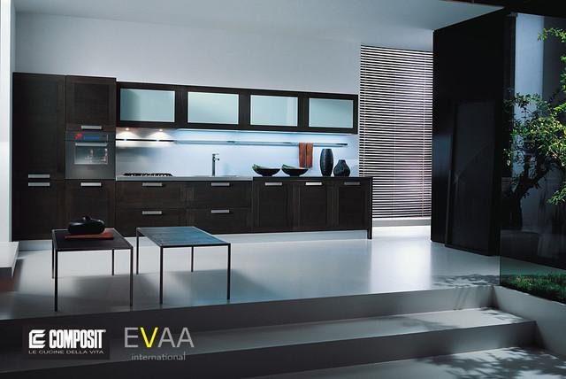 Italian Kitchens (by COMPOSIT CUCINE - Mida) modern-kitchen-cabinets