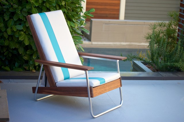 The Belmont outdoor leisure chair Modern Patio Furniture And Outdoor Furn