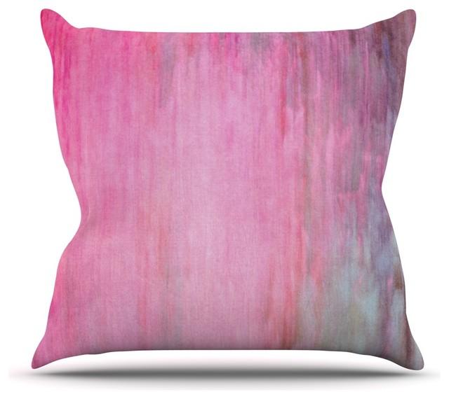 Blush Pink Decorative Pillows : Iris Lehnhardt