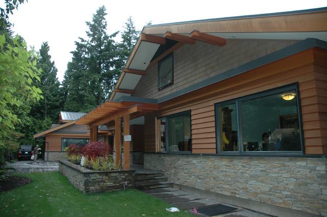 The Ranch contemporary-exterior
