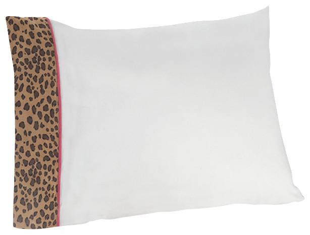 Zebra bedroom decorations zebra print bathroom and cheetah bedroom - Pink Cheetah Sheet Set Queen 4 Piece Contemporary