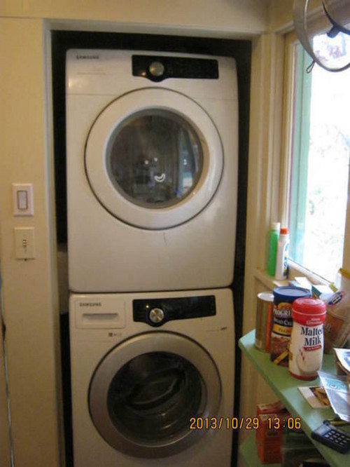 Depth Of 39 Closet 39 For Washer Dryer