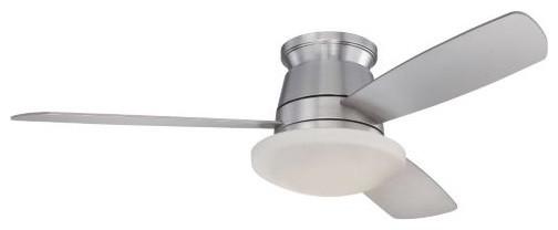 Polaris Hugger Ceiling Fan by Savoy House modern-ceiling-fans