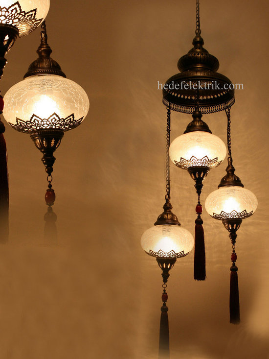 Turkish Style - Ottoman Lighting - *Code: HD-04162_55
