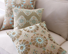 Jamie Young Debbie Pillow traditional-decorative-pillows