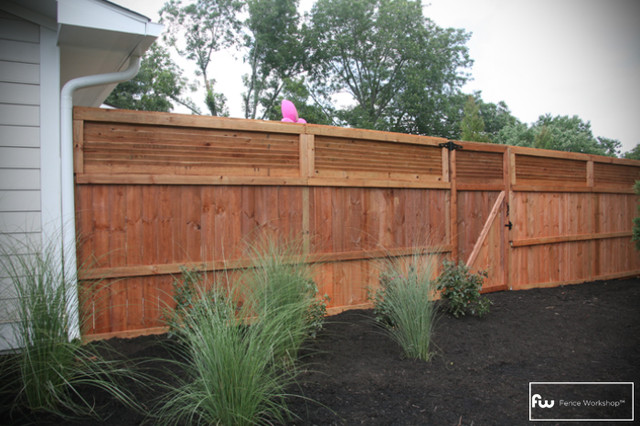 The Stanton Wood Privacy Fence home-fencing-and-gates