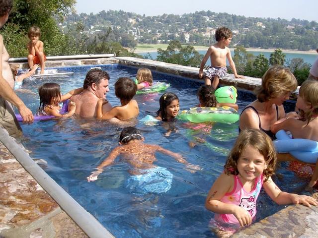 Original Endless Pools®, Pool Party swimming-pools-and-spas