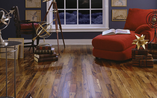 Brazilian-Hickory modern wood flooring