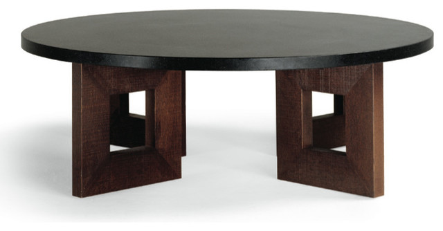 Circle Squared Coffee Table contemporary-coffee-tables