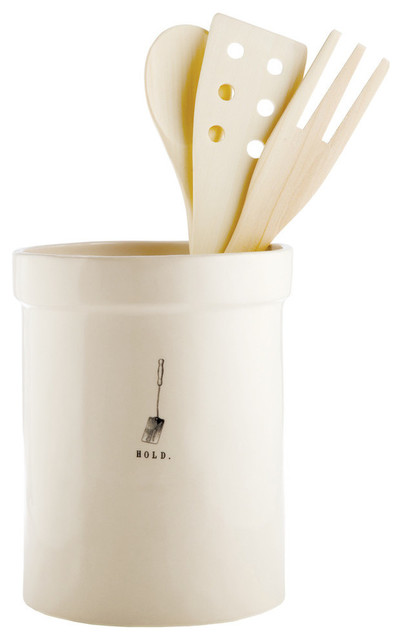 Hold Utensil Holder farmhouse-specialty-kitchen-tools