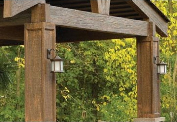 Wall Mounting Solar Light Kit-Expresso
