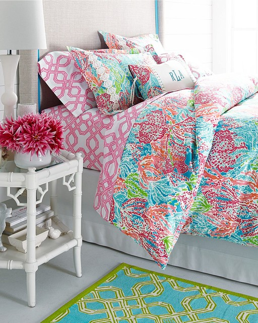 lilly pulitzer let 39 s cha cha bedroom