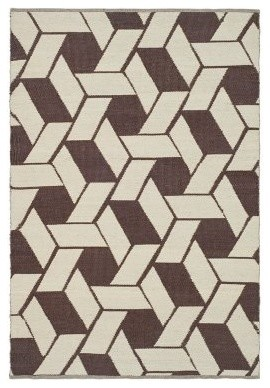 Thom Filicia by Safavieh,Durston TMF124C Indoor/Outdoor Area Rug Saddle modern-outdoor-rugs