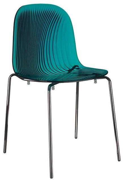 Swirl Dining Chair contemporary-dining-chairs