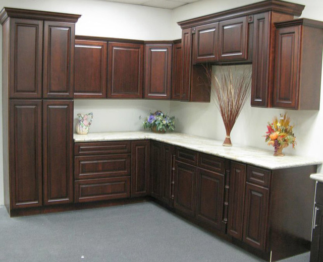 ... Antique Kitchen Cabinets Home Design traditional-kitchen-cabinets