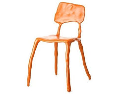 Clay Furniture: dining chair by Maarten Baas eclectic-dining-chairs