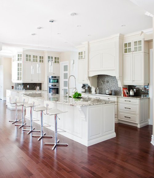 Persian Pearl Granite Countertop Design Ideas