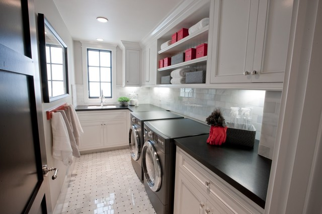 Laundry Room contemporary