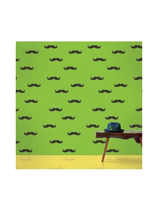 Wallcandy Arts Mustache - Wallcandy Arts Mustache