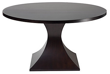 Scallop Dining Table contemporary-dining-tables