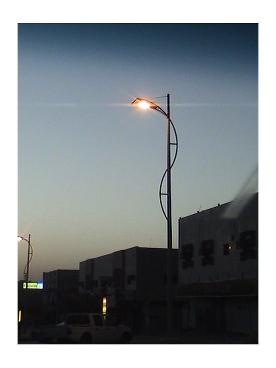 Lighting Poles And Decorative Arms - Decorative Lighting Poles