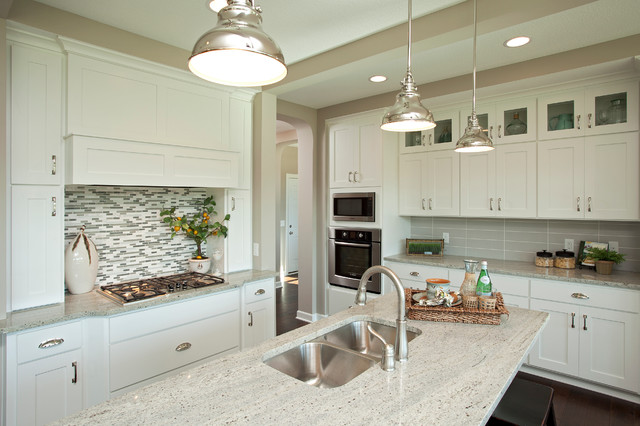 The Westfield - Hampton Hills  kitchen