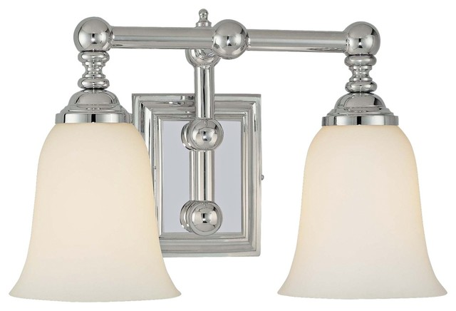"Country - Cottage Tafalla Collection 15 1/4"" Wide Bathroom Light Fixture traditional-bathroom-lighting-and-vanity-lighting"
