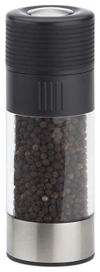 Tower Black Pepper Mill modern-salt-and-pepper-shakers-and-mills